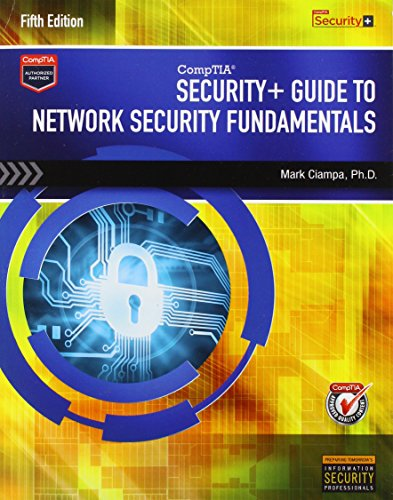 9781305423084: Bundle: CompTIA Security+ Guide to Network Security Fundamentals, 5th + Web-Based Labs, 2 terms (12 months) Access Code