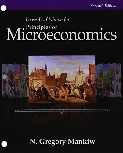 9781305429161: Bundle: Principles of Microeconomics, 7th + LMS Integrated for MindTap Economics, 1 term (6 months) Printed Access Card