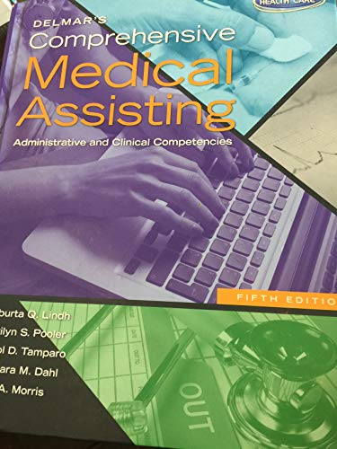 9781305431256: Bndl: Delmars Comprehensive Medical Assisting, 5th Edition/clinical, 5th