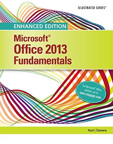 9781305492448: Enhanced Microsoft Office 2013: Illustrated Fundamentals, Spiral bound Version (Microsoft Office 2013 Enhanced Editions)