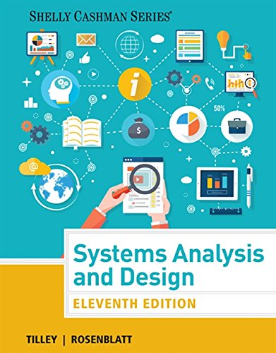 9781305494602: Systems Analysis and Design (Shelly Cashman Series)