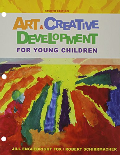 9781305495456: Art and Creative Development for Young Children, Loose-leaf Version