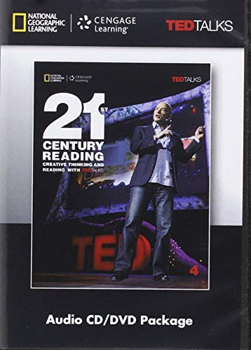 9781305495500: 21st Century Reading DVD/CD Audio 4 Creative Thinking and Re