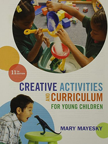 9781305496774: Creative Activities and Curriculum for Young Children, Loose-leaf Version