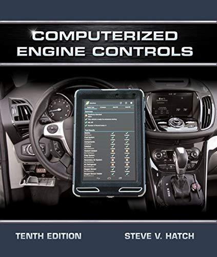 9781305497542: Computerized Engine Controls