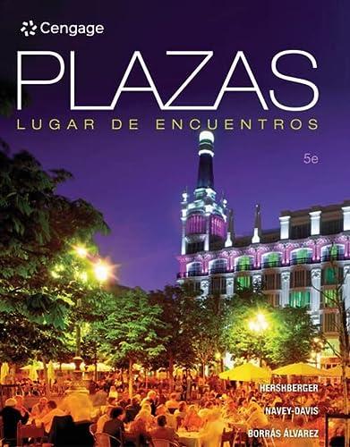 9781305499621: Plazas