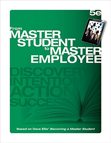 9781305500532: From Master Student to Master Employee
