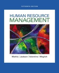 human resource management mathis 13th edition pdf.zip
