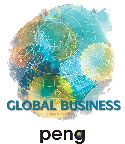 Global Business 4/E, ( us edition): peng