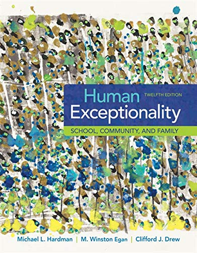 9781305500976: Human Exceptionality: School, Community, and Family