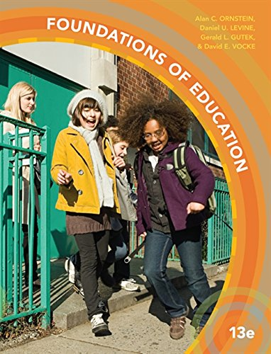 9781305500983: Foundations of Education