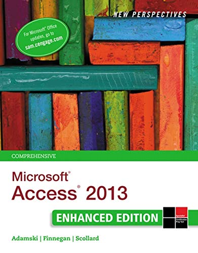 9781305501133: New Perspectives on Microsoft Access 2013, Comprehensive Enhanced Edition (Microsoft Office 2013 Enhanced Editions)