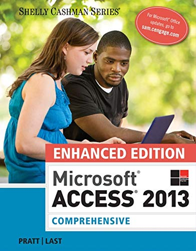 9781305501157: Enhanced Microsoft Access 2013: Comprehensive (Microsoft Office 2013 Enhanced Editions)