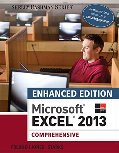 9781305501171: Enhanced Microsoft Excel 2013: Comprehensive (Microsoft Office 2013 Enhanced Editions)