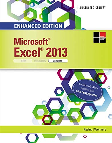 9781305501249: Enhanced Microsoft Excel 2013: Illustrated Complete (Microsoft Office 2013 Enhanced Editions)