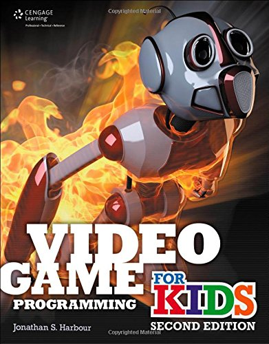 9781305501829: Video Game Programming for Kids