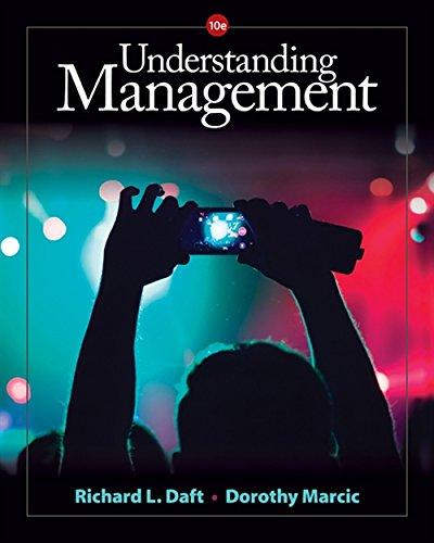 9781305502215: Understanding Management