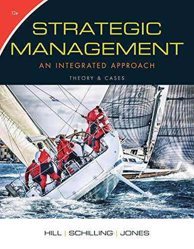 9781305502277: Strategic Management: Theory & Cases: An Integrated Approach