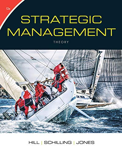 9781305502338: Strategic Management: Theory: An Integrated Approach