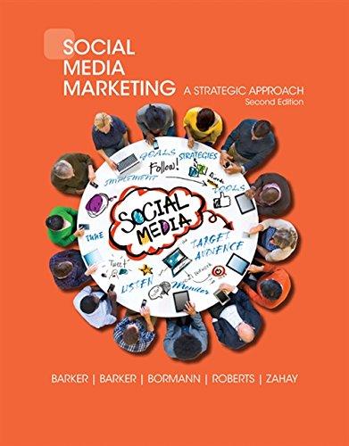 9781305502758: Social Media Marketing: A Strategic Approach