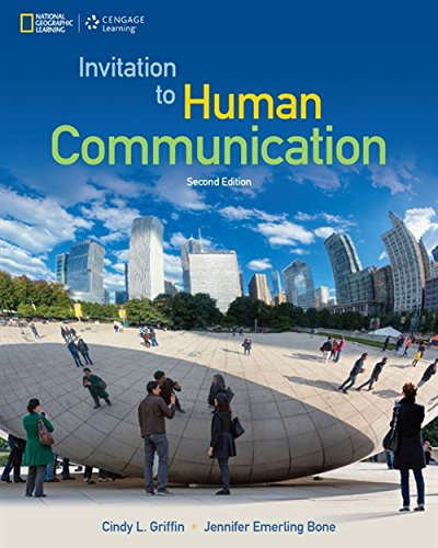 Invitation to Human Communication - National Geographic: Griffin