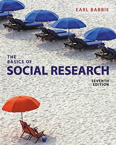9781305503076: The Basics of Social Research