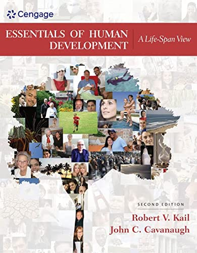 Essentials of Human Development: A Life-Span View: Kail, Robert V.,