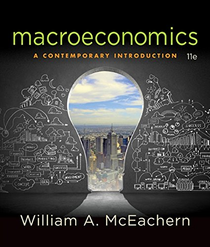 9781305505490: Macroeconomics: A Contemporary Introduction