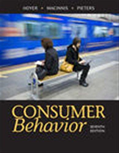 9781305507272: Consumer Behavior