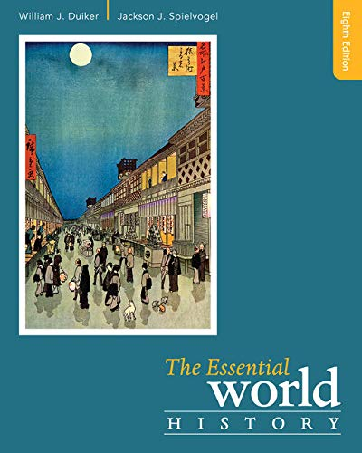 9781305510227: The Essential World History