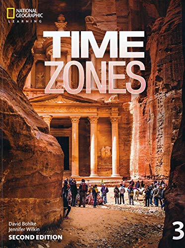 9781305510739: Time Zones 3 with Online Workbook (Time Zones Second Edition)