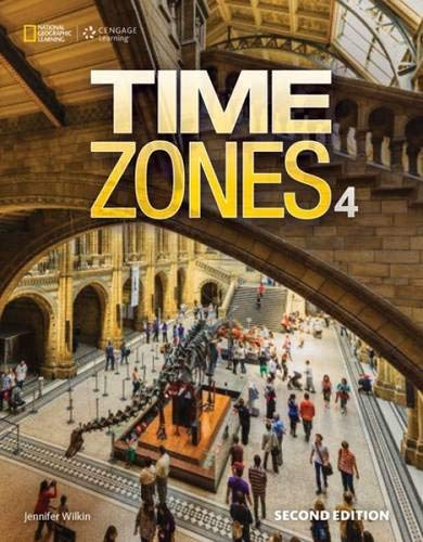 9781305510746: Time Zones 4 with Online Workbook (Time Zones Second Edition)