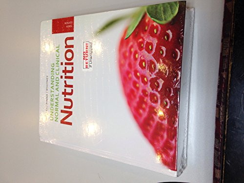 9781305517202: Understanding Normal and Clinical Nutrition Tenth Edition