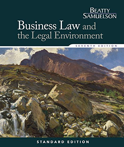 9781305521902: Bundle: Business Law and the Legal Environment, Standard Edition, 7th + MindTap Business Law, 1 term (6 months) Printed Access Card