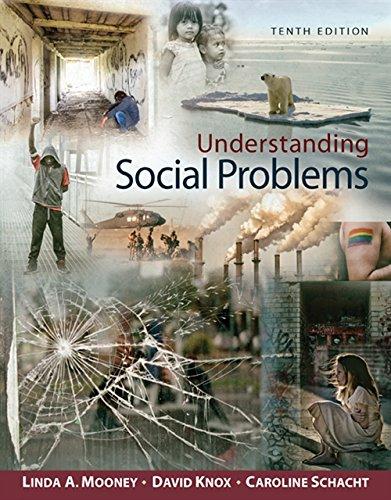 9781305576513: Understanding Social Problems