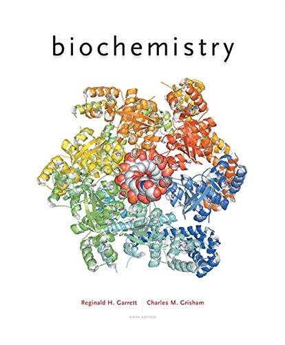 Biochemistry (Hardcover): Reginald H. Garrett