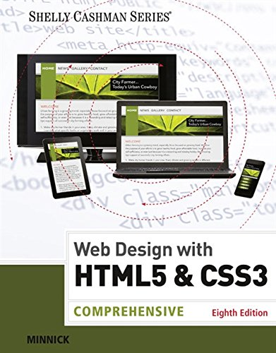 9781305578166: Web Design with HTML & CSS3: Comprehensive (Shelly Cashman Series)
