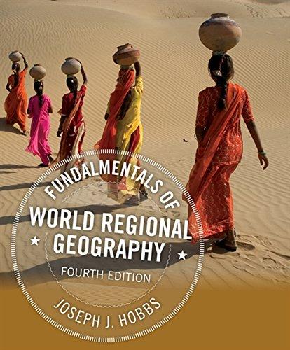 9781305578265: Fundamentals of World Regional Geography