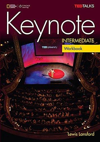 9781305578326: Keynote Intermediate Workbook & Workbook Audio CD [Lingua inglese]: Workbook + Audio-CDs