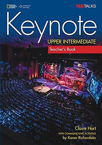 Keynote Upper Intermediate: Teacher s Book with Audio CDs (Mixed media product): Paul Dummett