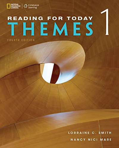9781305579958: Reading for Today 1: Themes (Reading for Today, New Edition)