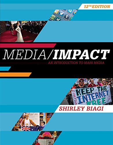 9781305580985: Media/Impact: An Introduction to Mass Media (Cengage Series in Communication Arts)
