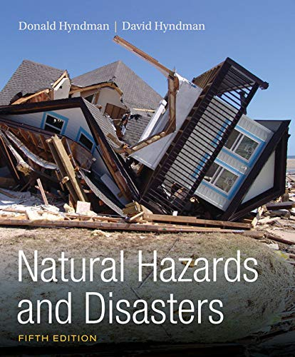 9781305581692: Natural Hazards and Disasters