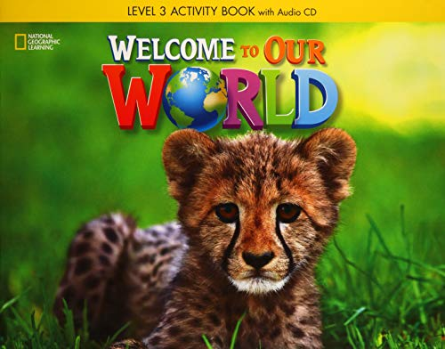 9781305583061: Welcome To Our World 3. Workbook (+ Audio CD)