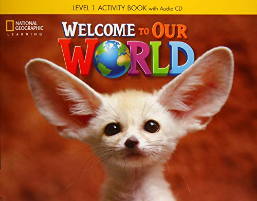 9781305583085: Welcome to Our World 1: Activity Book