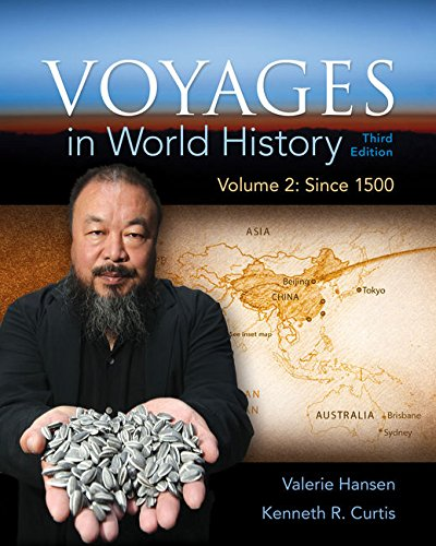 9781305583412: Voyages in World History, Volume 2