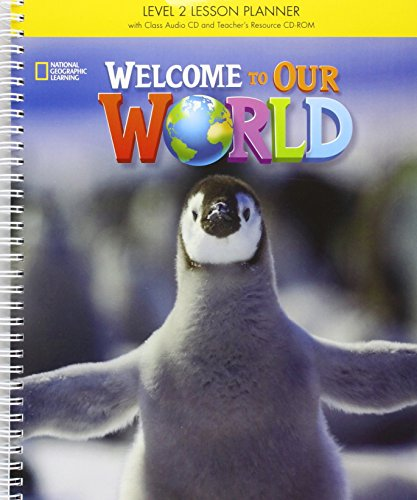 9781305584631: Welcome to Our World: Lesson Planner 2