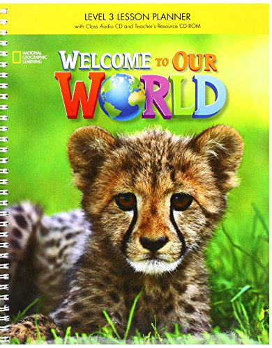 9781305584648: Welcome to Our World: Lesson Planner 3