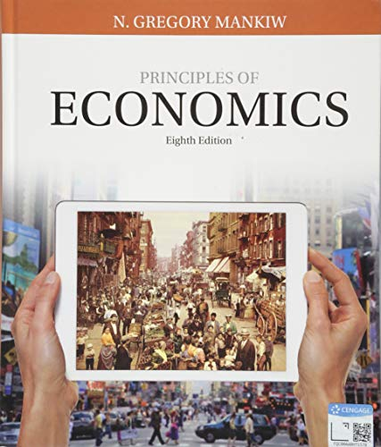 principles of economics gregory mankiw Daan de waal economics chapter ten principles of economics -economy: one  who manages household allocate scarce resources among its various members, .