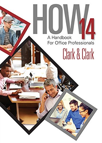 9781305586963: HOW 14: A Handbook for Office Professionals, Spiral bound Version